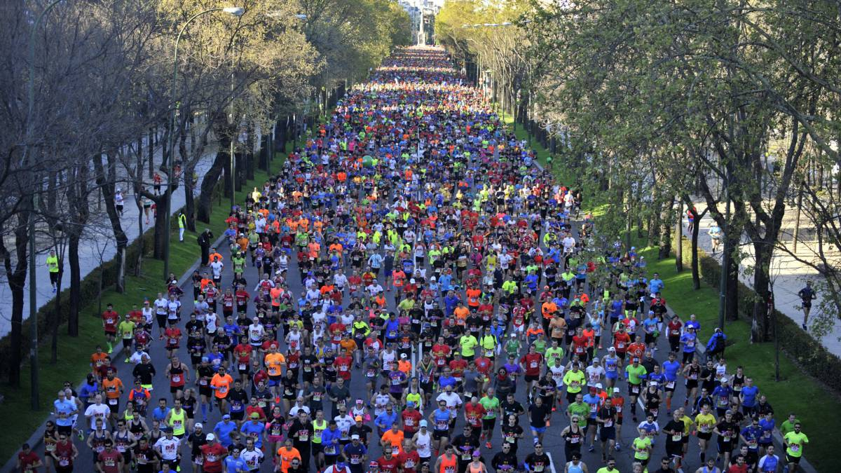 Rock \'n\' Roll Maratón de Madrid: a 2.000 inscripciones del récord