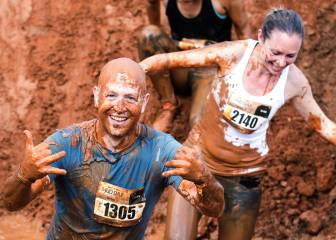 Tel Aviv celebra la divertida carrera The Mud Day