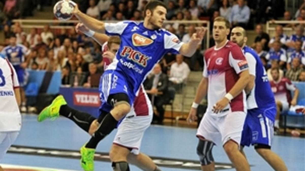 Niko Mindegia abandona el Kolding por el Chambery