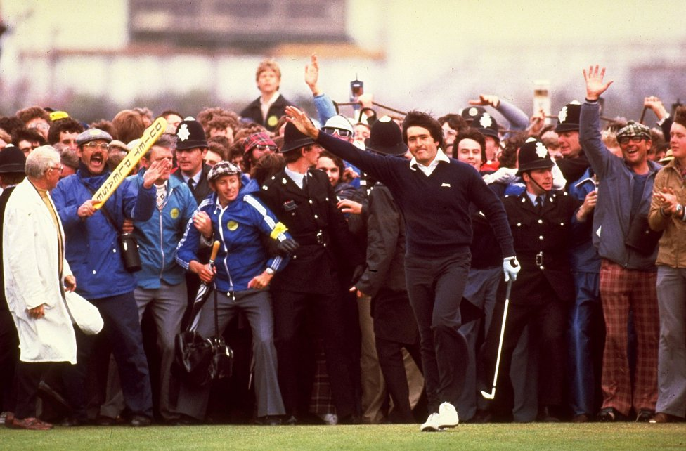 1979 Open Británico