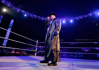 The Undertaker: la leyenda de la WWE se baja del ring