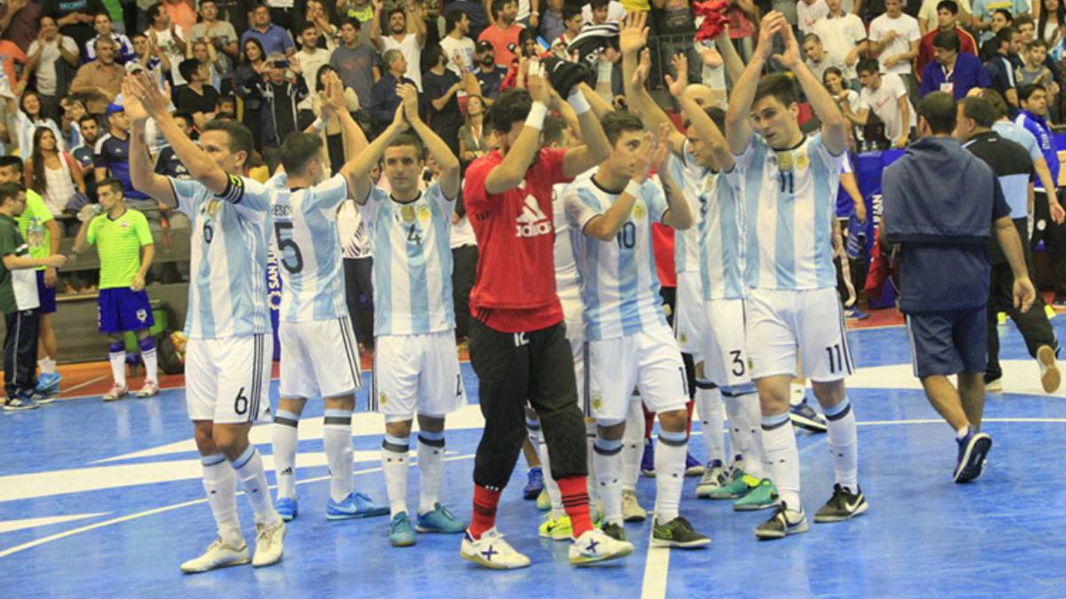 Image Result For Futsal Argentina Vs Brasil