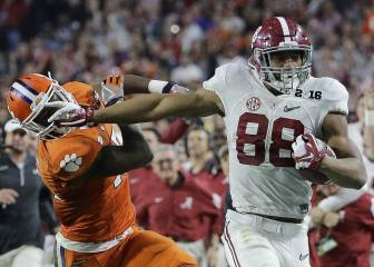 O.J. Howard, un tight end diseñado para la actual NFL
