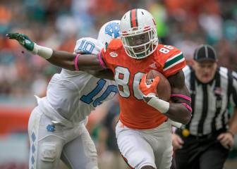 David Njoku, un talento bruto para la posición de tight end