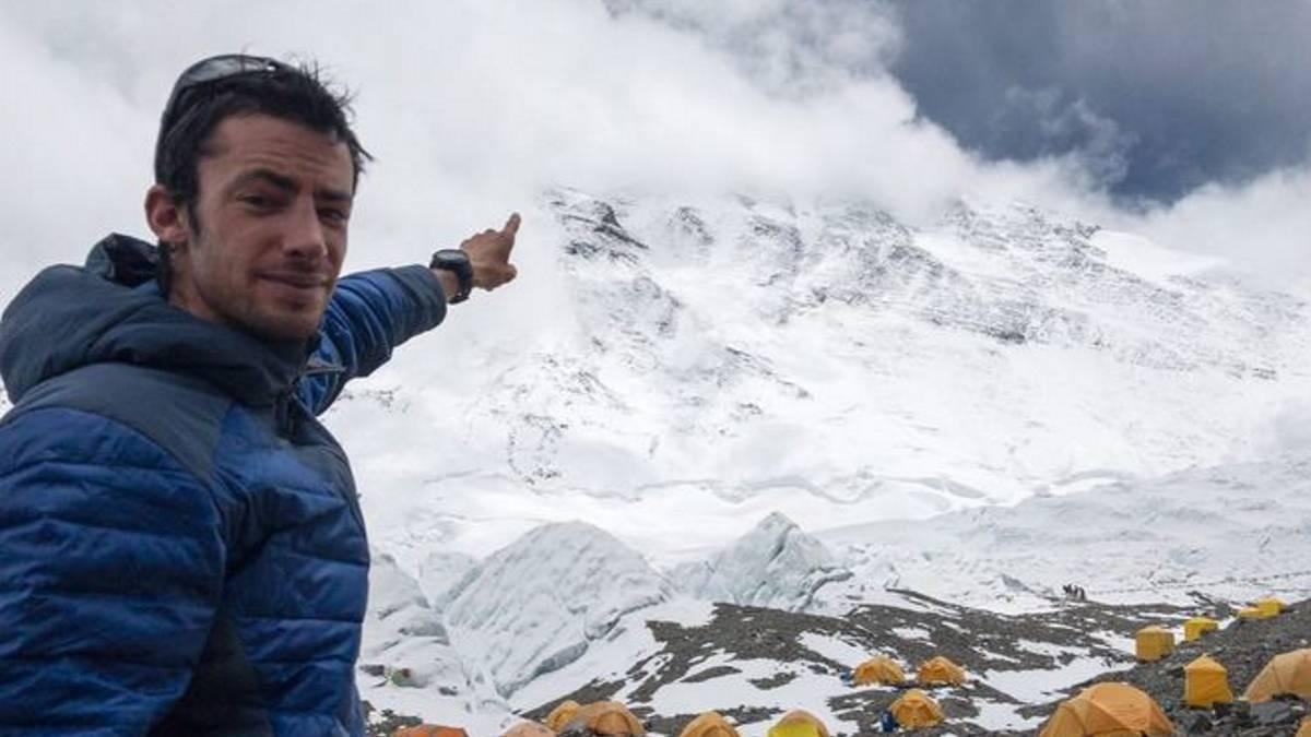 Quot;Dos veces el Everest en una semana abre posibilidades al alpinismoquot — Jornet