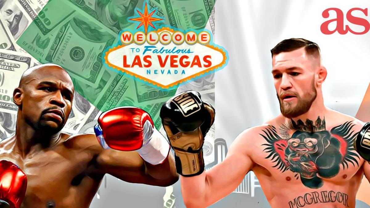 Nueva fecha para pelea entre Mayweather y McGregor