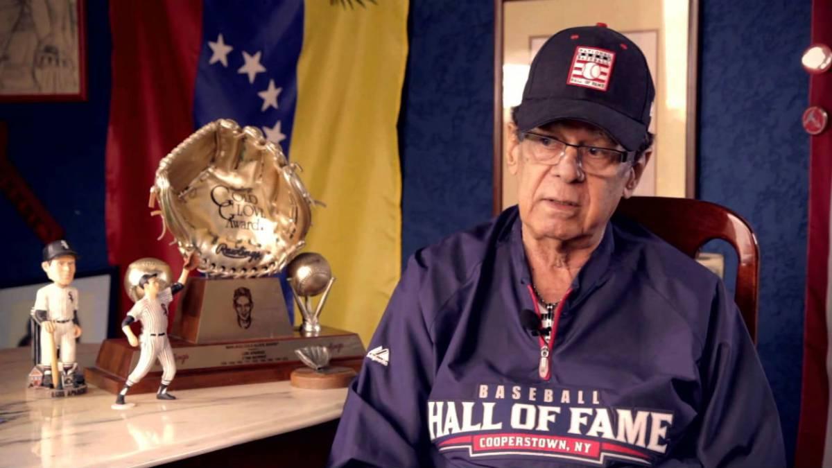 Luis Aparicio será reconocido previo al Juego de Estrellas