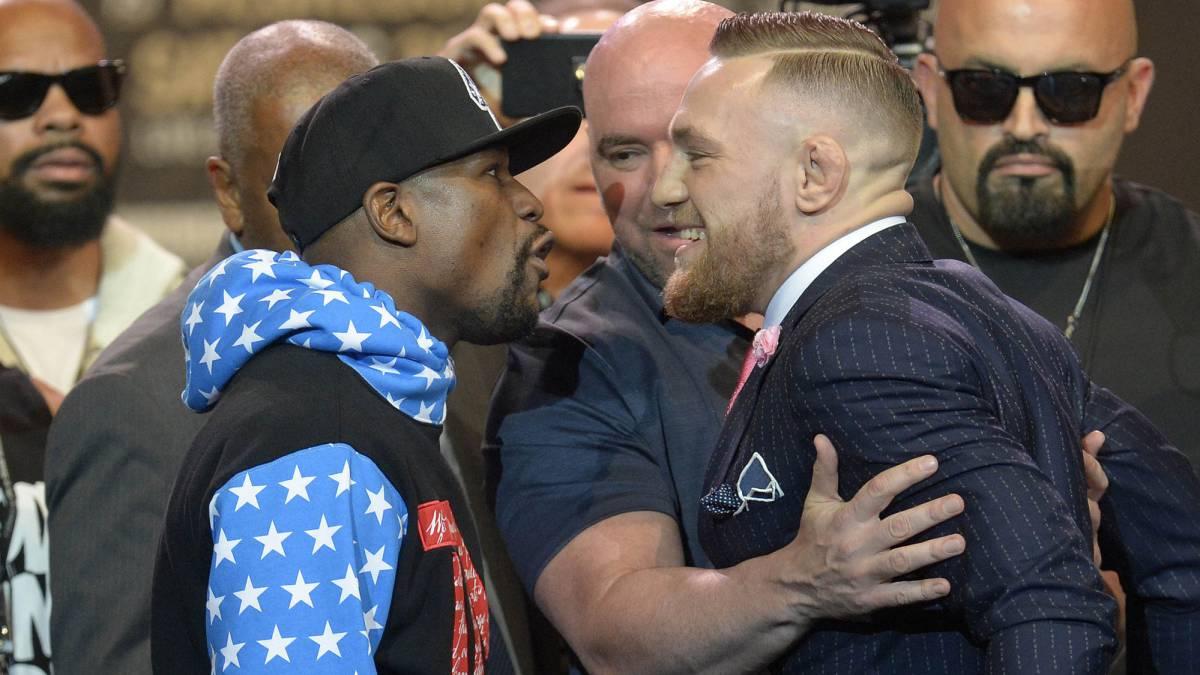 Mayweather necesita pago de pelea de McGregor para liquidar deuda contributiva