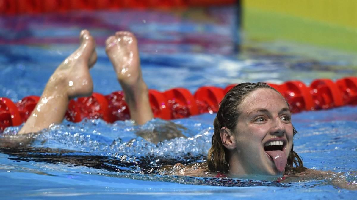 Katinka Hosszú conquistó primer oro para Hungría en Mundial de natación