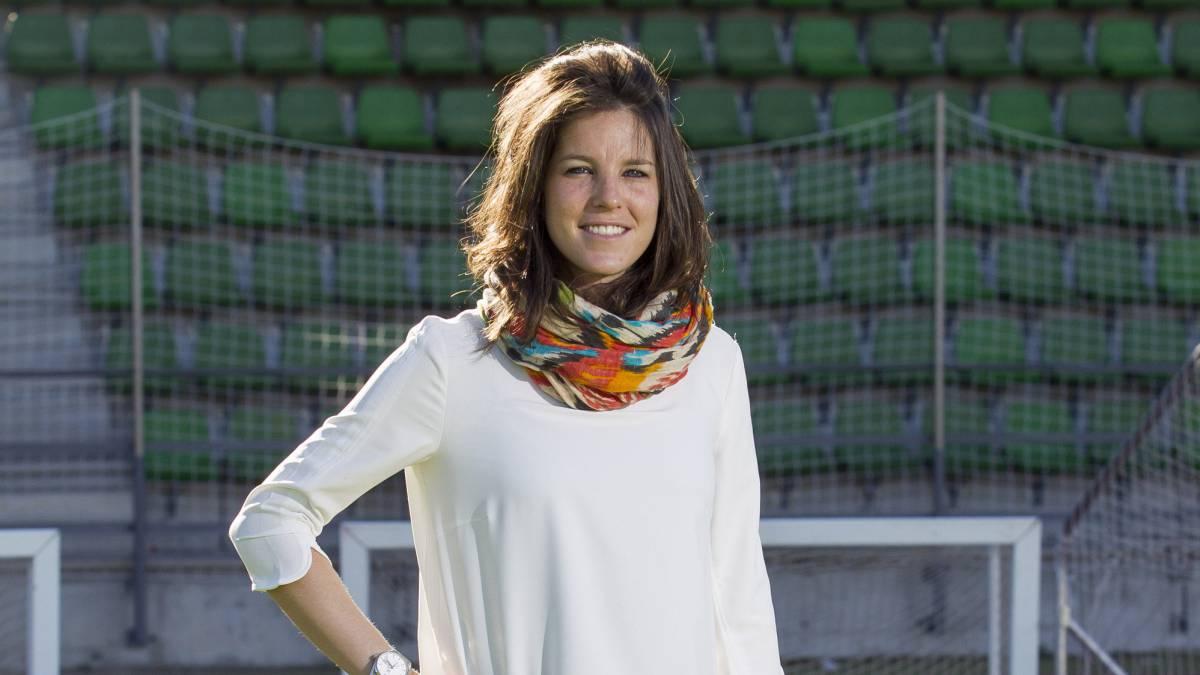 ce621fbefec Patricia González, fútbol y talento de regreso a España - AS.com