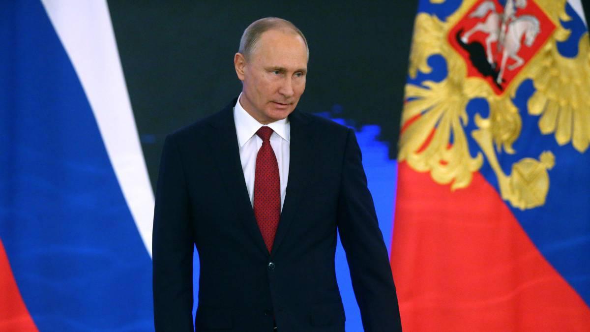 Putin denuncia intentos de EU de influir en elecciones