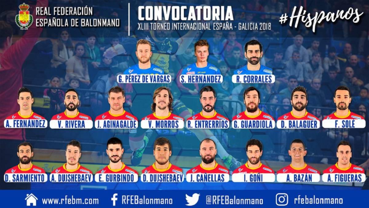 Balonmano: Jordi Ribera descarta a Victor Tomás para el Europeo - AS.com