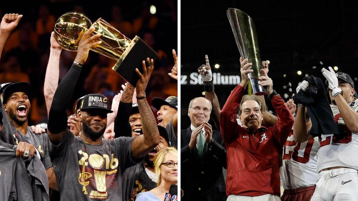 LeBron y Curry serían por ahora los capitanes del All Star Game