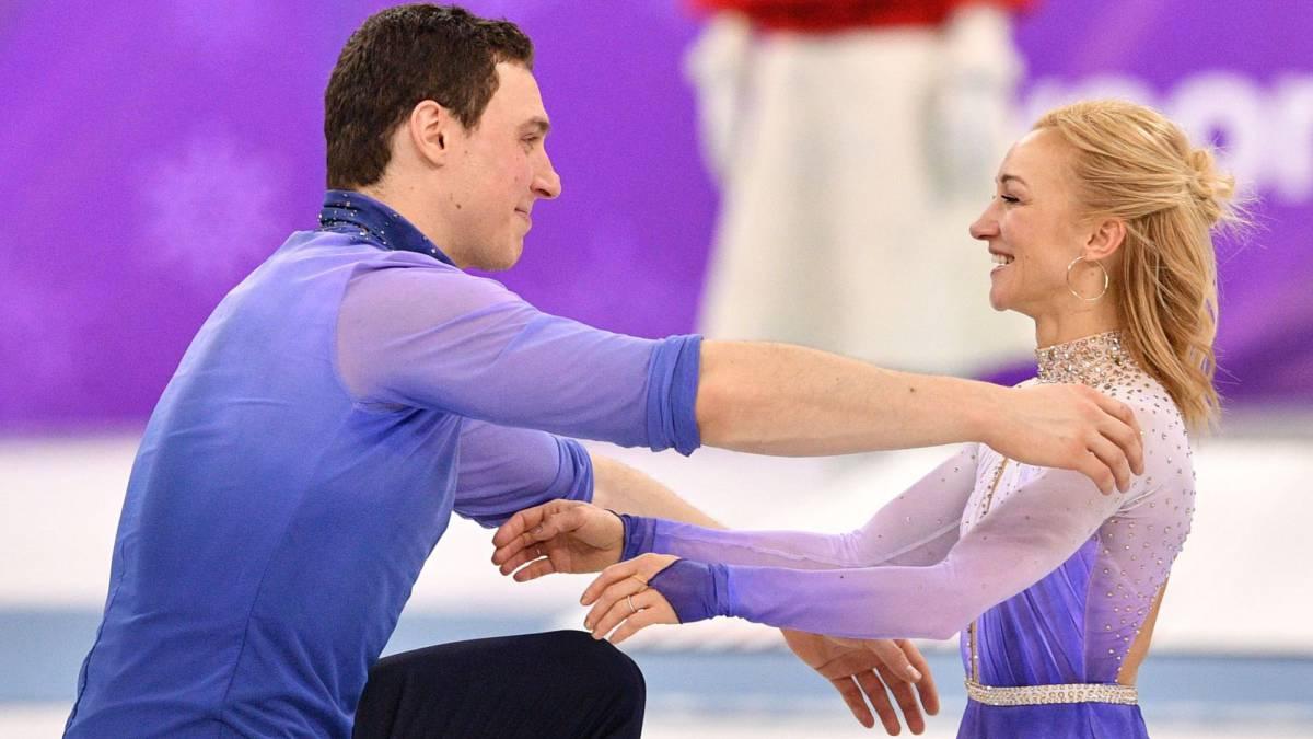 Savchenko y Massot conmueven con su medalla de oro en patinaje artístico