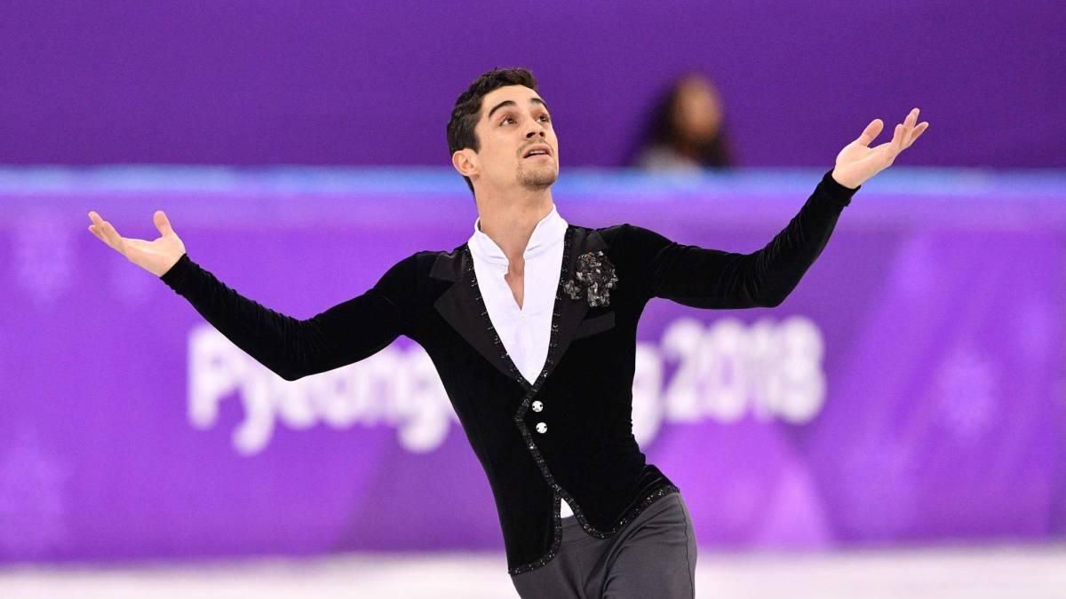 Javier Fernández viste de bronce a España