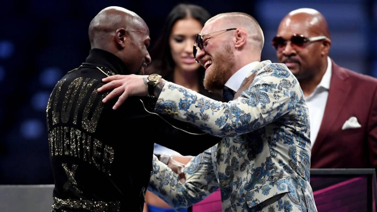 Conor McGregor anuncia que Floyd Mayweather abandonó la revancha — UFC