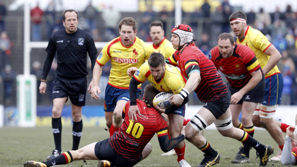 World Rugby Release Statement On Spain V Belgium Referee Controversy