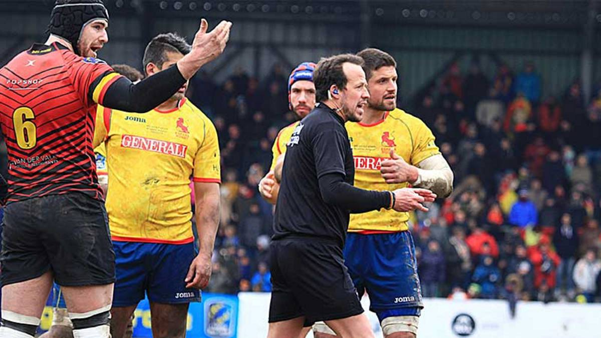 World Rugby wants replay of controversial Spain-Belgium match