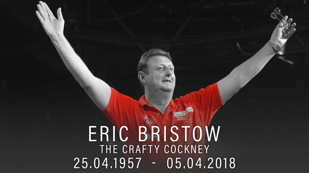 Eric Bristow was one of the superstars of sport, says Wayne Mardle