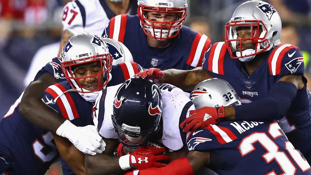 6da7e6b60010d Texans y Patriots  el calendario más fácil de la NFL