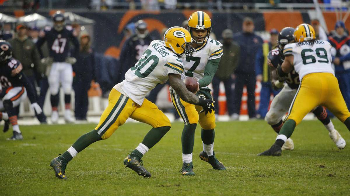 Nfl Los Packers Usaran Un Comite Para El Puesto De Corredor As Com