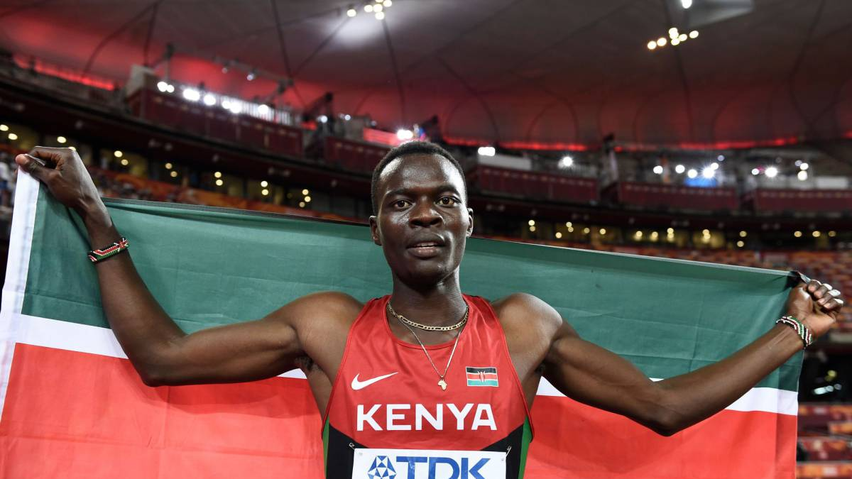 Muere el campeón mundial keniano Nicholas Bett