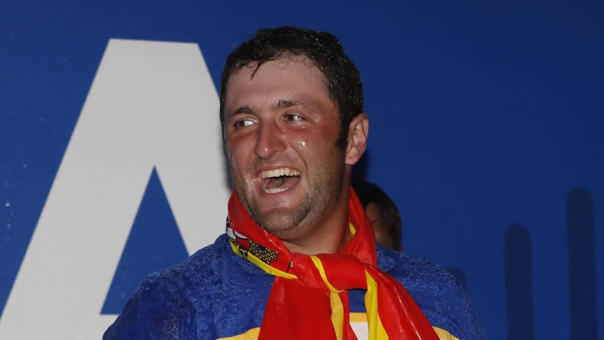 Ryder Cup: Europa vence a Estados Unidos en Francia