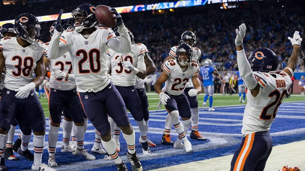 Daniel sale al rescate; Bears vencen a Lions