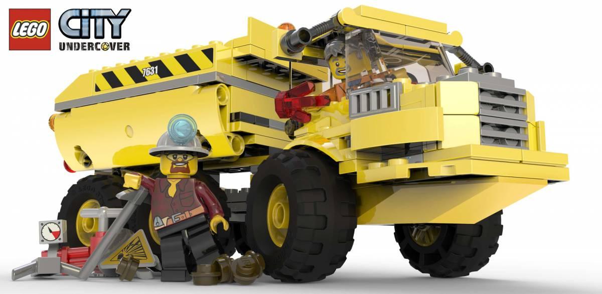 LEGO City: Undercover, guía completa - MeriStation