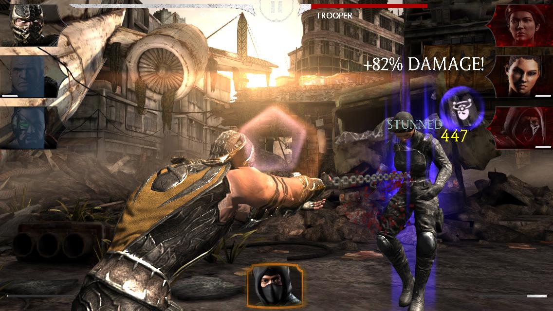 Análisis de Mortal Kombat X - Videojuegos - Meristation