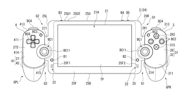 Sony is patented the new video game cartridge format