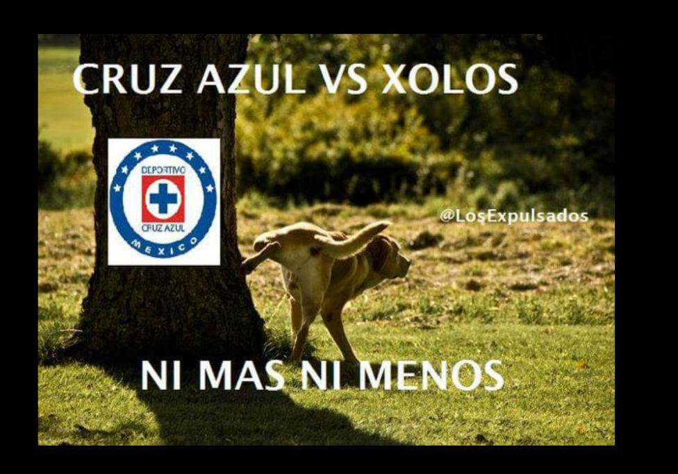 Apertura 2015 Los Memes de la derrota de Cruz Azul ante Tijuana en la Liga MX , AS México