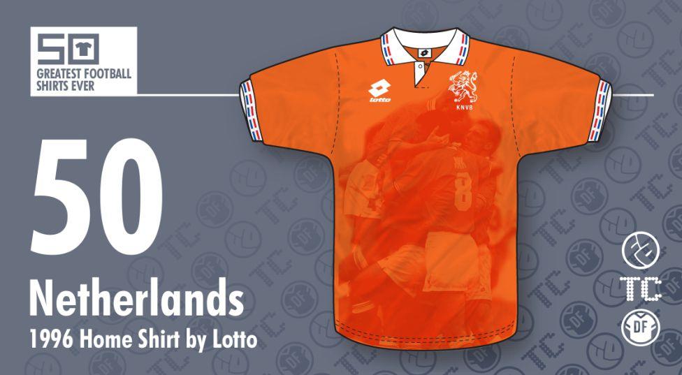 Las 50 camisetas más bonitas en la historia del fútbol - AS México 5e4c546943735