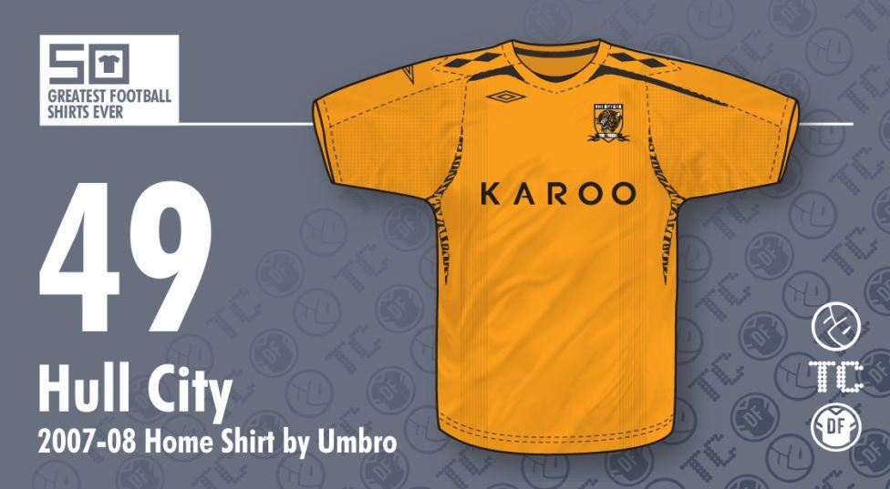Las 50 camisetas más bonitas en la historia del fútbol - AS México 290c932b4d09d