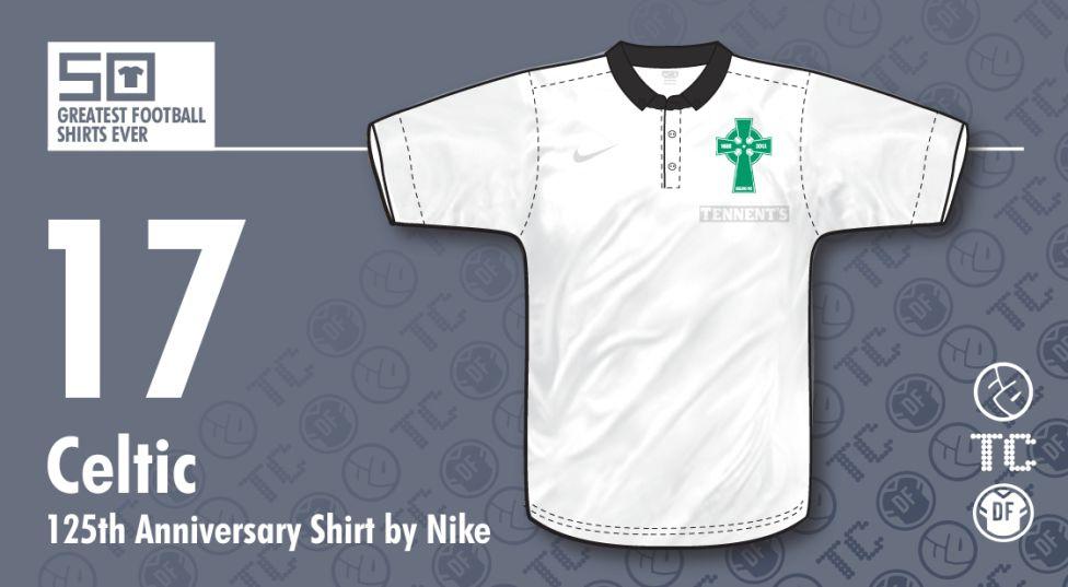 Las 50 camisetas más bonitas en la historia del fútbol - AS Colombia 0a7bce1dc9384