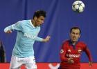 El PSV no pudo remontar en Moscú; Moreno jugó los 90'