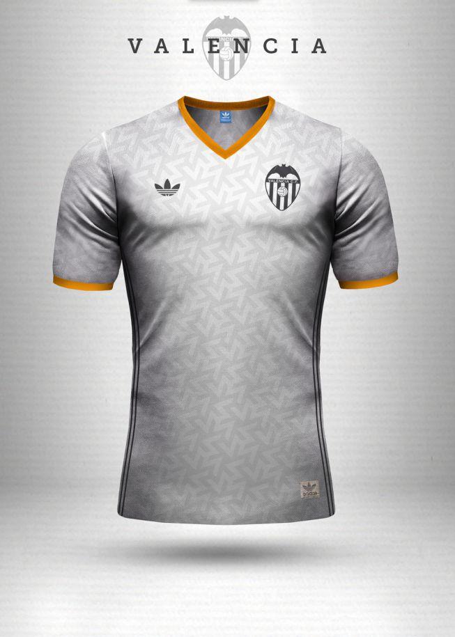 d488a69efa6cf Fútbol  Las camisetas onda retro de los mejores equipos del mundo - AS  México