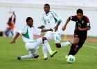 México contra africanos: ocho partidos y sólo dos victorias
