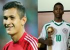 Jugadores de México y Nigeria de 2013... Destinos diferentes