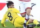 Dos Santos, tras su lesión: