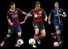 Chicharito es más efectivo que Messi y Zlatan está temporada