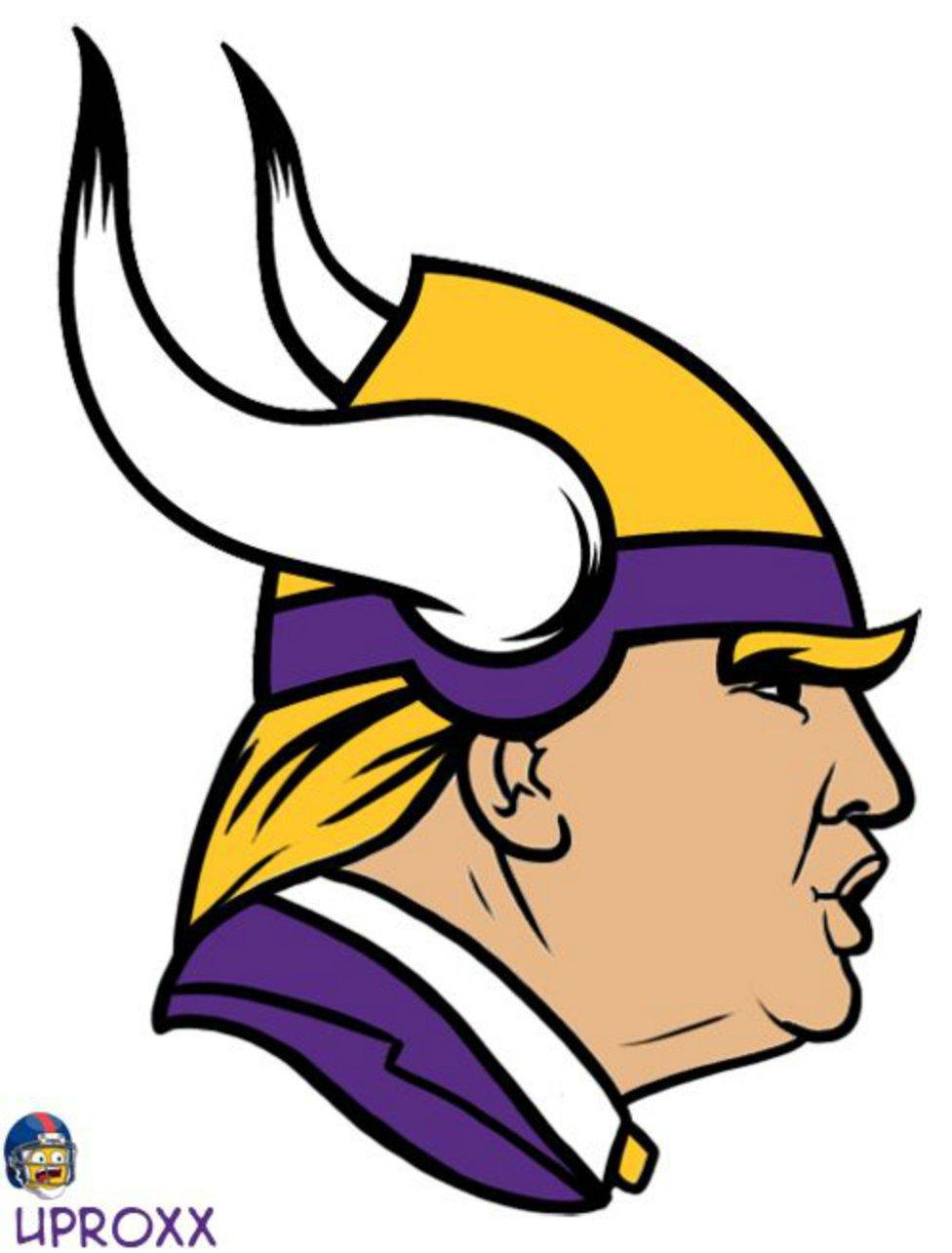 Los 32 logos de los equipos de la NFL al estilo Donald Trump - AS México 4820a89a13a