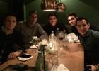 Ruud van Nistelrooy presume foto con Moreno y Guardado