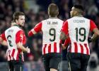 El PSV desperdició un 2-0, se repuso y venció al PEC Zwolle