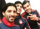 Alan Pulido se aleja de la Liga MX; reportó con el Olympiakos
