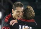 Primer jugador en el 11 ideal que no es de BVB o Bayern
