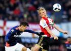El PSV vuelve a la carga con gol de Moreno; el Porto pincha