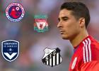 Clubes vinculados con Ochoa desde su llegada al Málaga