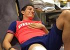 Andrés Guardado tras lesión: