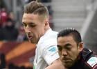 Marco Fabián, el jugador del partido, dice la Bundesliga